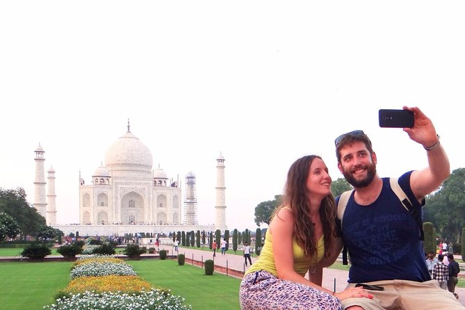 Agra Day Trip By Train ( fastest Train in India )