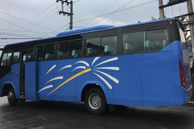 Tourist Bus Ticket from Kathmandu, Pokhara, Chitwan, Lumnini in Nepal