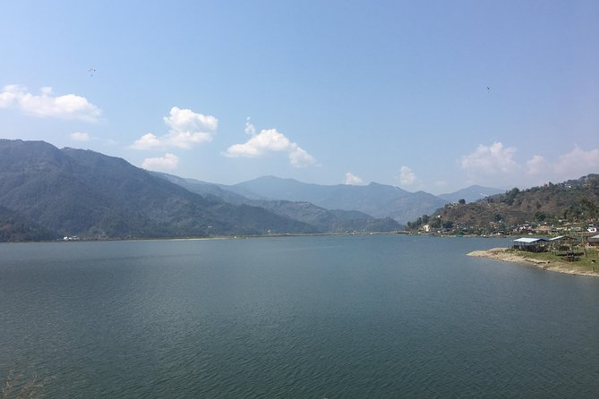 Explore Tibetan Monasteries, Beautiful Two Lakes & an Hour Boating from Pokhara