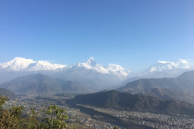 Sunrise Tour over Annapurna Mountain Ranges from Sarangkot - Pokhara, Nepal