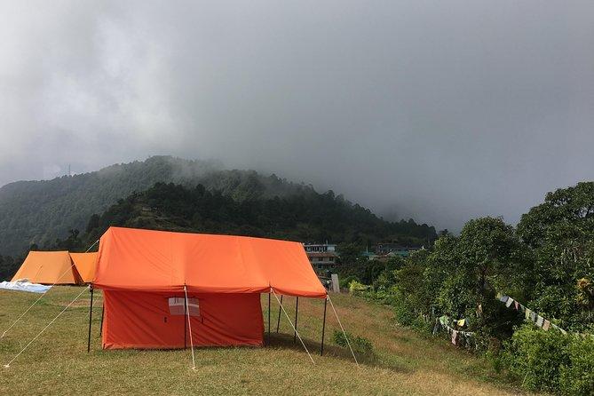 Australian Camp Overnight Hiking via Dhampus from Pokhara Nepal