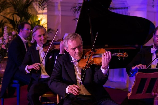 Enjoy a Strauss and Mozart concert at Kursalon Vienna this Christmas
