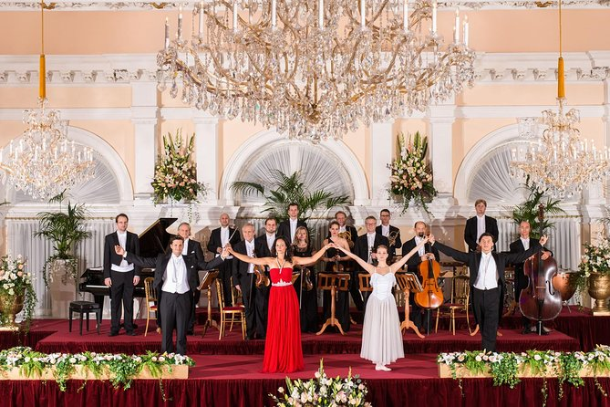 Kursalon: Strauss and Mozart Concert Including 3-Course Dinner