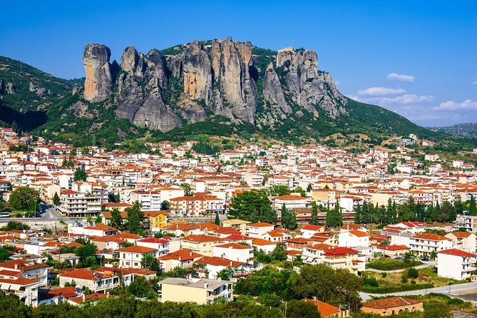 Full-Day Trip to Meteora from Thessaloniki
