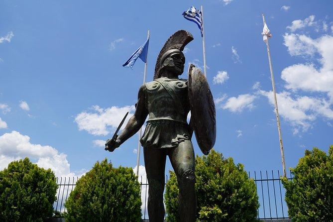 2 Days Private Tour: Sparta - Mystras - Mycenae - Epidaurus & Corinth