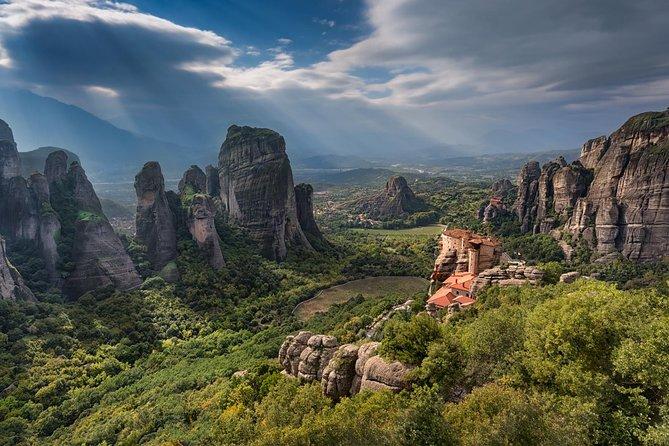 3 Days Private Tour: Delphi & Meteora