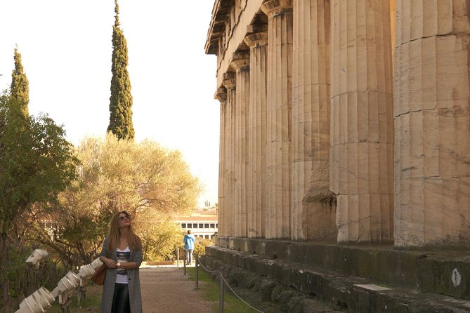 Evening Athens & Acropolis Half Day Private Tour