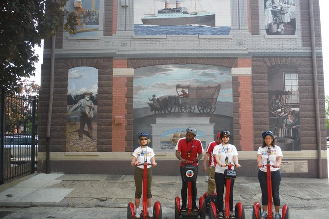 Segway Tour of Philadelphia's Murals
