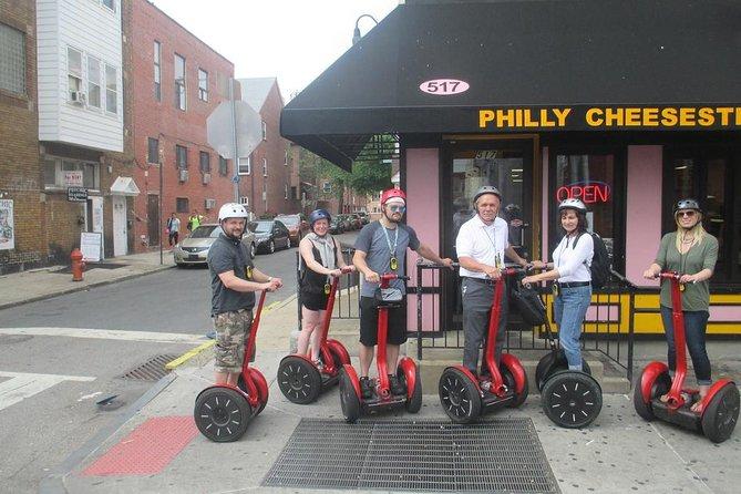 Philadelphia Cheesesteak Tour by Segway