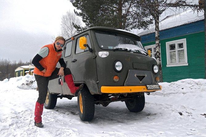 Tailor-made Arctic adventure tour: Explore the tundra wilderness