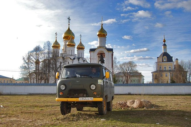 Sergiev Posad and Pereslavl Driving Tour
