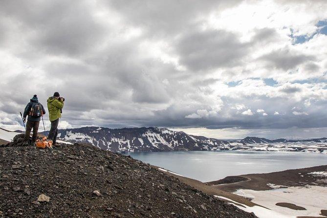 Tour Askja Caldera desde el lago Mývatn