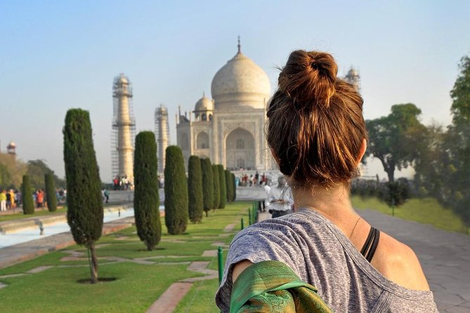 Agra Overnight Tour Package From Delhi