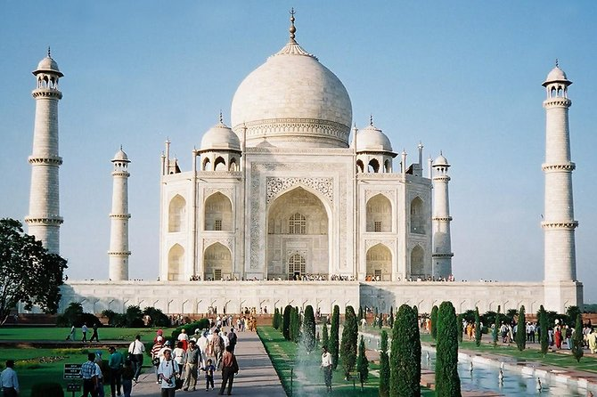 Taj Mahal Tour By Train From Delhi
