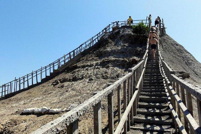 Half Day Mud Volcano from Cartagena