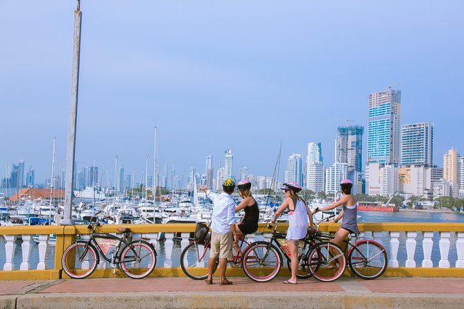 Cartagena Bike Tour