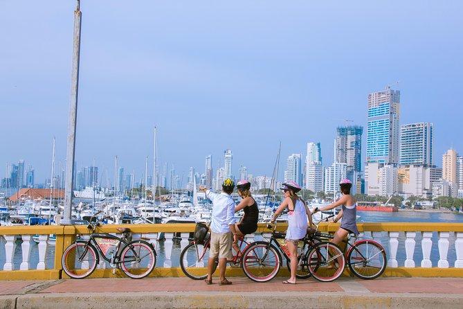 Excursão de bicicleta por Cartagena
