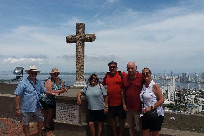 Excursão terrestre pela cidade de Cartagena