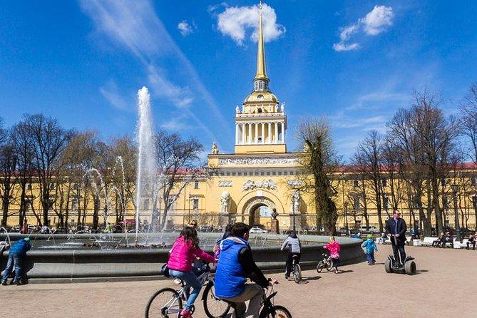 Tour privado de 1 día en San Petersburgo