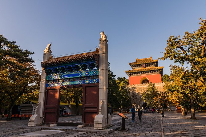 Ming Tomb and Badaling Great Wall Day Tour