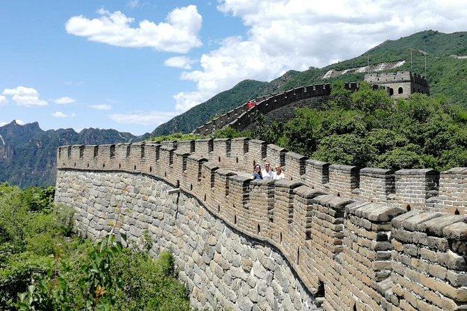 Mutianyu Great Wall en Ming Tombs bustour
