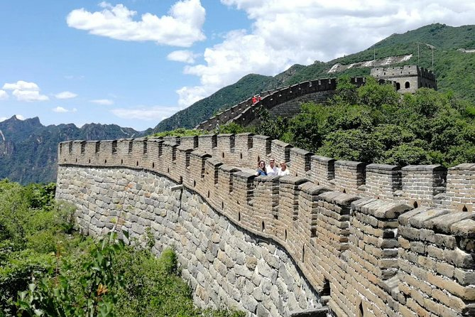 Forbidden City and Mutianyu Great Wall Bus Tour