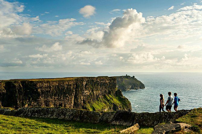 Private Luxury Day Tour To The Cliffs Of Moher & Galway