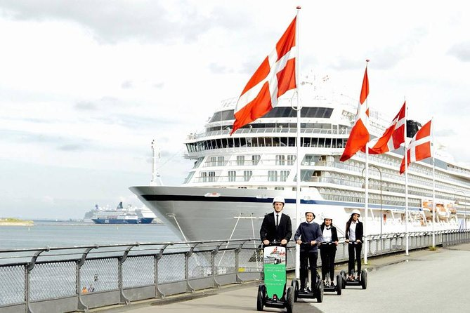Shore Excursion: 1-Hour Copenhagen Segway Cruise