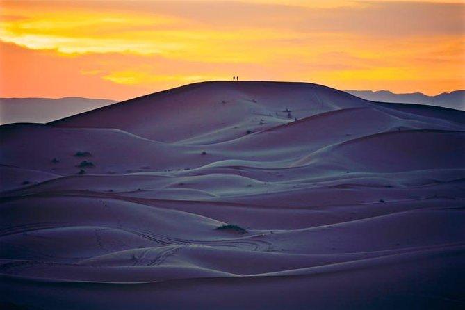 Private Morocco Desert Tour : 4-day Fez to Marrakesh via Sahara, Gorges, Kasbahs