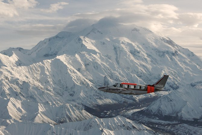 Denali Peak Flight
