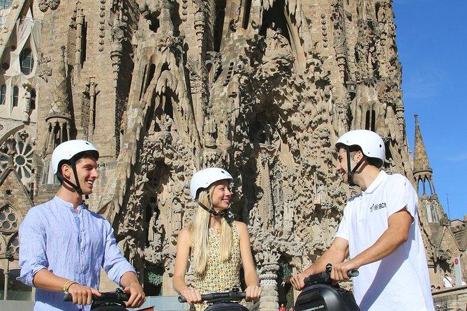 Barcelona Gaudí Segway Tour