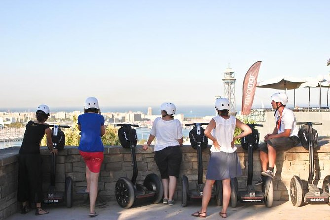 Montjuic Panoramic Segway Tour