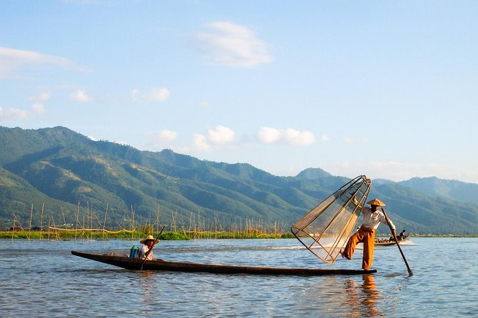 Inle Lake and Indein Tour by boat