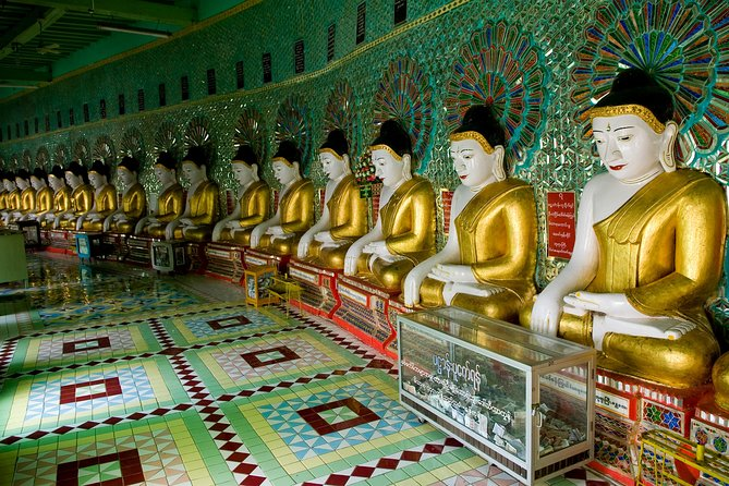 Ancient Cities Around Mandalay