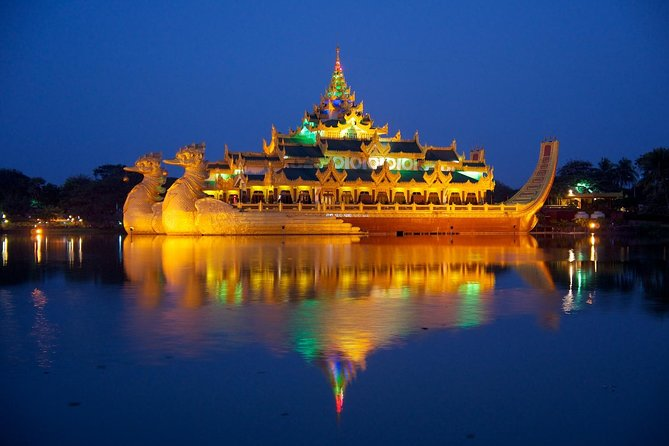 Yangon Day Tour: Explore the Mystery of Yangon