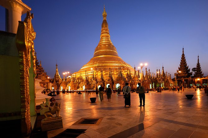 Yangon Day Tour: Culinary and Cultural sites of Yangon