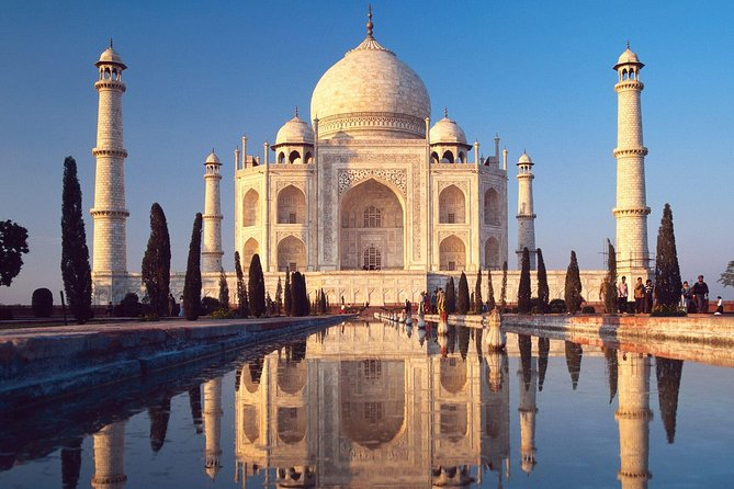 Day Trip - A Private Tour from Delhi to Agra with Taj Mahal, Agra Fort & Itmad-ud-Daulah
