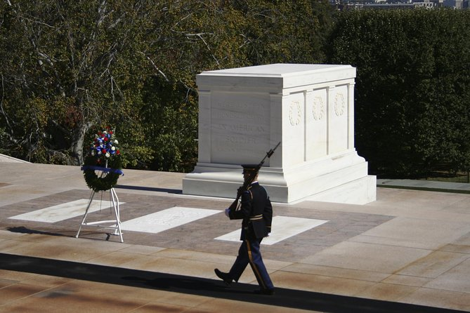 Arlington Cemetery en DC Highlights Tour