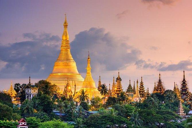 Excursão de dia inteiro em Yangon