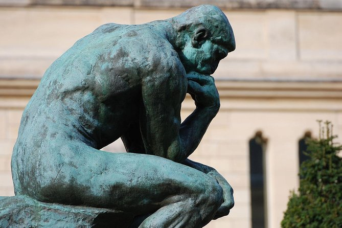 Skip-the-line & Private Guided Tour: Rodin Museum