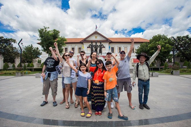 Half-Day Chiang Mai Tour: Cultural and Food Treasures