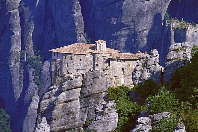 Meteora Private Full Day Tour from Thessaloniki