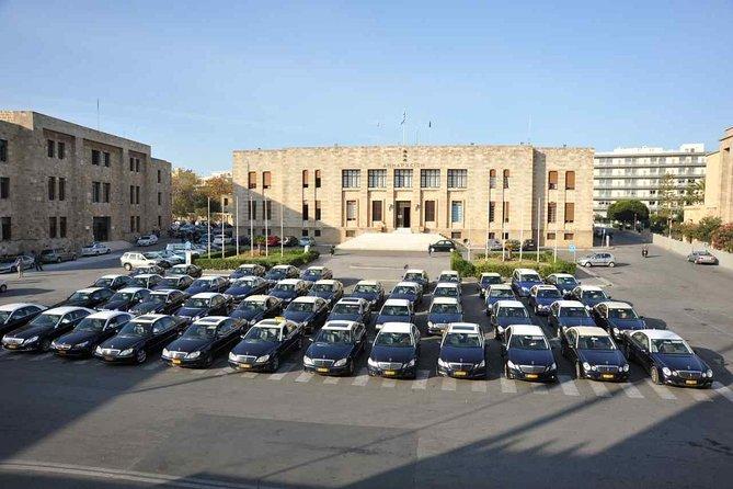 Rhodes Private Departure Transfer
