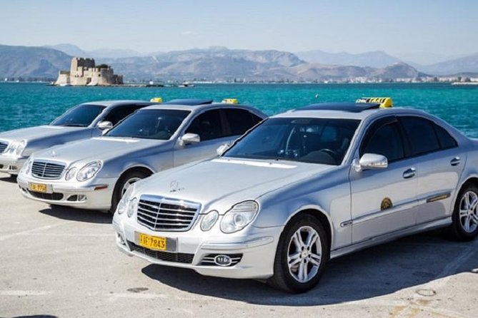 Private Arrival Transfer: Kalamata Airport to Costa Navarino Resort
