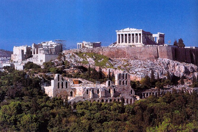 Acropolis Museum and Plaka Day Trip from Costa Navarino