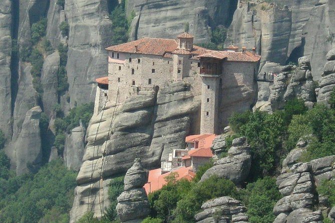 Meteora from Thessaloniki