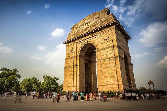 Delhi city tour full day