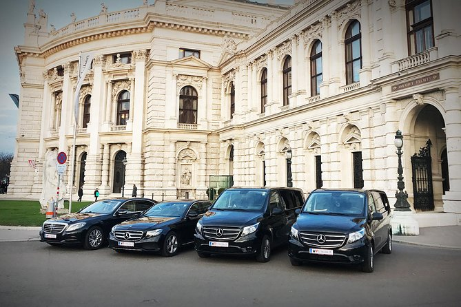 Low Cost Private Transfer from Salzburg Airport or Salzburg City to Salzburg City or Salzburg Airport