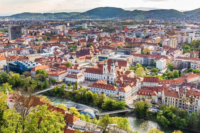 Full Day Trip to Graz and Baden from Vienna