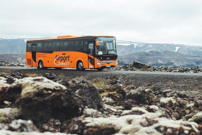 Return Economy Airport Transfer between Keflavik International Airport and Reykjavik City